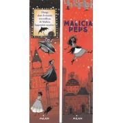 "Marque Page "" Malicia Peps "" De Sibéal Pounder, Milan"