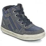 Hoge sneakers Geox ELVIS blauw kind