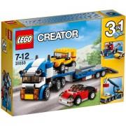 LEGO® Creator Transportor de vehicule 31033