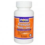 Prenatal Gels + DHA - 90 caps