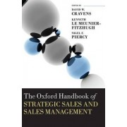 The Oxford Handbook of Strategic Sales and Sales Management by David W. Cravens