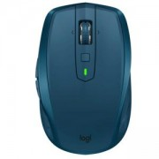 Мишка Logitech MX Anywhere 2S Wireless Mobile Mouse - Midnight Teal, 910-005154