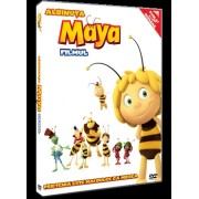 Maya The Bee:Kodi Smit-McPhee, Noah Taylor, Richard Roxburgh - Albinuta Maya (DVD)