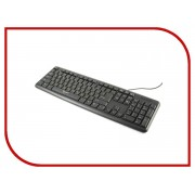 Клавиатура Gembird KB-8320U-BL Black USB