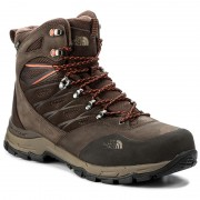 Туристически THE NORTH FACE - Hedgehog Trek Gtx GORE-TEX T92UXITCZ Demitasse Brown/Tibetan Orange