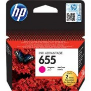HP 655 Magenta Ink Cartridge - CZ111AE