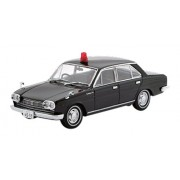 "CAM 1/43 Tokyo model car club custom Nissan Cedric (130S) ""SWAT investigation team"" investigation vehicle (japan import)"
