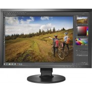 "Monitor IPS LED EIZO 24"" CS2420, HDMI, DisplayPort, DVI, 15 ms, Pivot (Negru)"