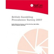 British Gambling Prevalence Survey 2007 by National Centre for Social Research (Great Britain)