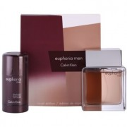 Calvin Klein Euphoria Men coffret VII. Eau de Toilette 100 ml + deo stick 75 ml