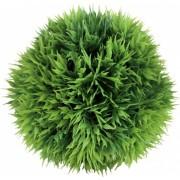 Akvárium Növény Műanyag Moha Golyó 13cm