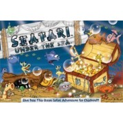 Seafari Under The Sea Childrens' Board Game by Games to Remember
