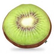 Almofada Fatia de Kiwi Fruta