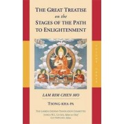 The Great Treatise on the Stages of the Path to Enlightenment: Volume 3 by Je Tsong-Kha-Pa