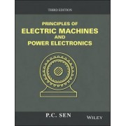 Principles of Electric Machines and Power Electronics by P. C. Sen