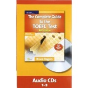 The Complete Guide to the TOEFL Test, PBT Edition by Bruce Rogers
