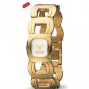 Moschino MW0093 'Let's be Precious' Ladies Gold Coloured Bracelet Watch