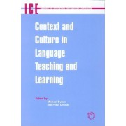 Context and Culture in Language Teaching and Learning by Michael Byram