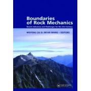 Boundaries of Rock Mechanics by Meifeng Cai