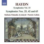 J. Haydn - Symphonies Vol.33 (0747313076178) (1 CD)