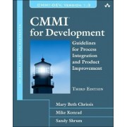 CMMI for Development by Mary Beth Chrissis