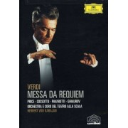 G Verdi - Messa Da Requiem (0044007340554) (1 DVD)