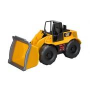 Toy State - Job Site Machine L&S: 4 Asstd, Wheel Loader (35643)