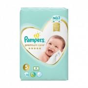 Pampers Premium Care 5 Junior pelenka - 44 db