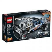 Lego Hot Rod Technic 414 Pcs Building Set