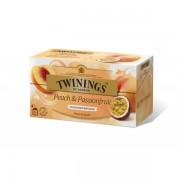 Twinings infuzie piersica si fructul pasiunii