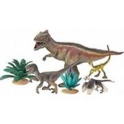 Figurina Schleich Giganotosaurus Scenary Pack
