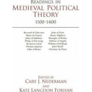 Readings in Medieval Political Theory by Cary J. Nederman