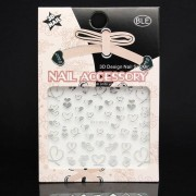 Nagel Accessoires Stickers