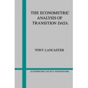 The Econometric Analysis of Transition Data by Tony Lancaster
