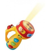 VTech Spin and Learn Color Flashlight Toddler Learning Educational Numbers Toy