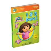LeapFrog - 80147 - Jouet Premier Age - Livre Lecteur Scout et Violette / Tag junior - Dora (Nickelodeon)