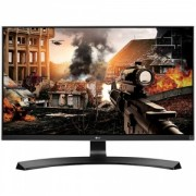 Monitor LED LG 27UD68P-B (27--, 3840x2160, IPS, 4K, 1000:1, 5000000:1(DCR), 178/178, 5ms, HDMIx2/Display Port/Mini, Pivot), Black