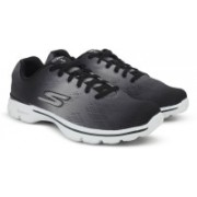 Skechers GO Walk 3 - Pulse Walking Shoes(Black)