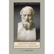 The Cambridge Companion to Ancient Greek Political Thought by Stephen M. Salkever