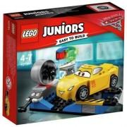 Lego juniors il simulatore di cruz ramirez