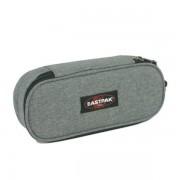 EASTPAK ASTUCCIO OVAL SINGLE - SUNDAY GREY grigio melange - CODICE EK717-363