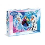 Clementoni 07230 - Puzzle Frozen 100 pz