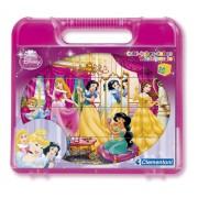 Clementoni 42067 - Puzzle Cubi Princess, 20 Pezzi