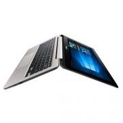 "ASUS Transformer Book Flip TP200SA-FV0110TS Intel-N3050(2.16GHz) 2GB 32GB EMMC 11.6"" HD TOUCH Win10 strieborná 2r"