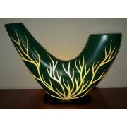 Design lámpa , indonéz kézműves termék , DL-200405