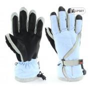 Rękawice narciarskie, z ociepleniem Thinsulate 3M CRYPTON