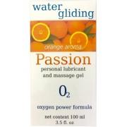 Lubrifiant Water Gliding Passion Orange 100ml