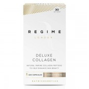 REGIME London Collagene Deluxe - Integratore di Collagene Concentrato - 120 Caps
