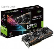 ASUS ROG Strix GeForce GTX 1070 8Gb/8192mb DDR5 256bit Gaming OC Edition Graphics Card