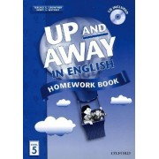Up and Away in English Homework Books: Pack 5 by Terence G. Crowther